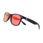 Indiana IU Black Sunglasses