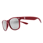 Indiana IU Crimson Sunglasses