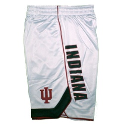 "Colosseum ""Pro Star"" Performance Dri-Fit INDIANA HOOSIERS Training Shorts"