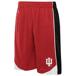 "Youth Colosseum Crimson Indiana Hoosiers IU ""Vector"" Basketball Shorts"