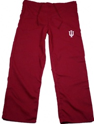 Indiana University Crimson Scrub Pants by Gelscrubs