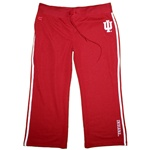"Women's Crimson ""Fit"" Capri Pants from Colosseum Athletics"