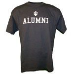 Graphite Grey Indiana ALUMNI T-Shirt
