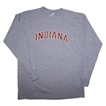 LONGSLEEVE Youth Grey INDIANA T-Shirt