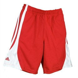 "ADIDAS ""Youth"" Crimson Indiana ""IU"" Pre Game Shorts"