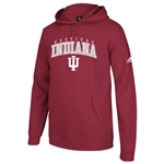 "Crimson ADIDAS Hoosiers Indiana IU ""Playbook"" Hood"