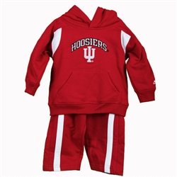 Indiana Toddler 2 Piece Fleece Hoodie & Pants Set
