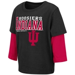 Indiana Toddler Primo Long Sleeve Double Layer T  by Colosseum