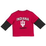 Indiana Infant Packer D/L Tee from Colosseum