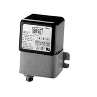 "Baso L62GB-3C Safety Switch Manual 100% with 1/4"" Comp"
