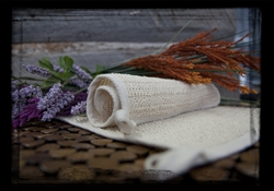 Natural Sisal Bath Cloth