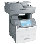 Lexmark All In One Laser Printer, XS654de