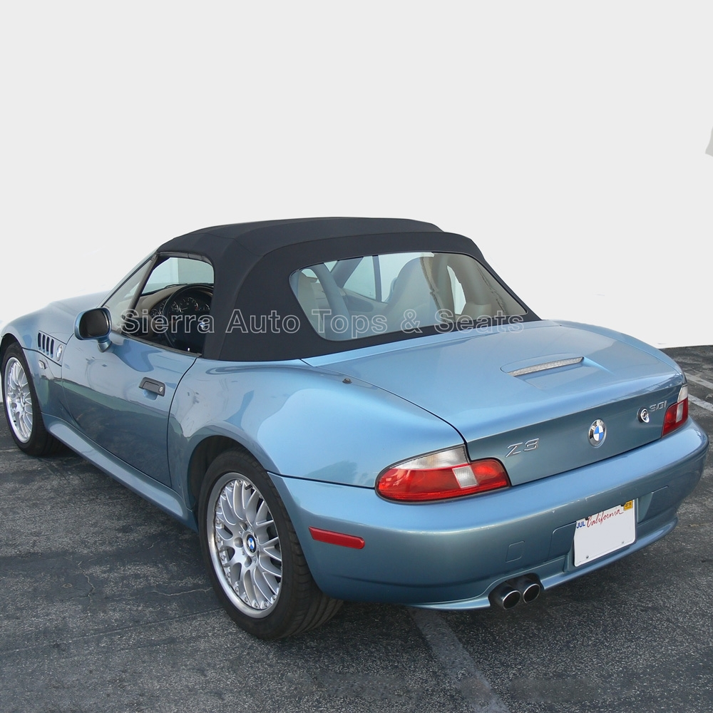 Tan Convertible Top For The BMW Z3