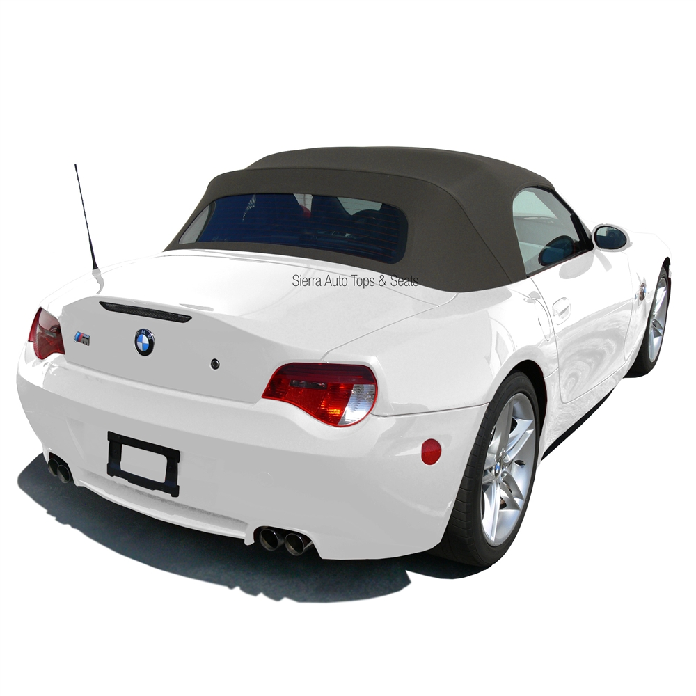 Bmw Z4 2007: 2003-2008 BMW Z4 (E85) Convertible Tops: Basalt Gray