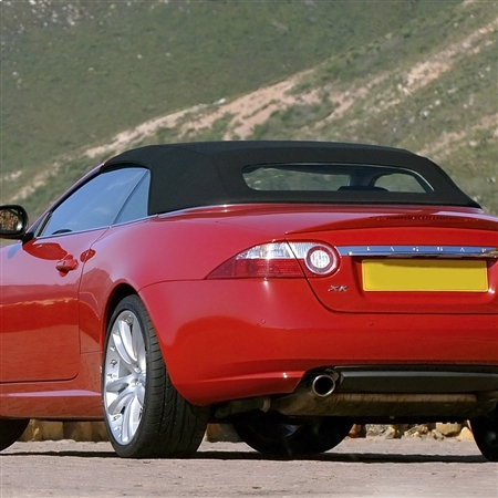 1997-2006 Jaguar XK8 Convertible Tops