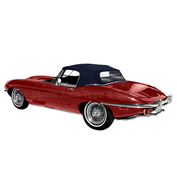 1961-1971 Jaguar XKE Convertible Top
