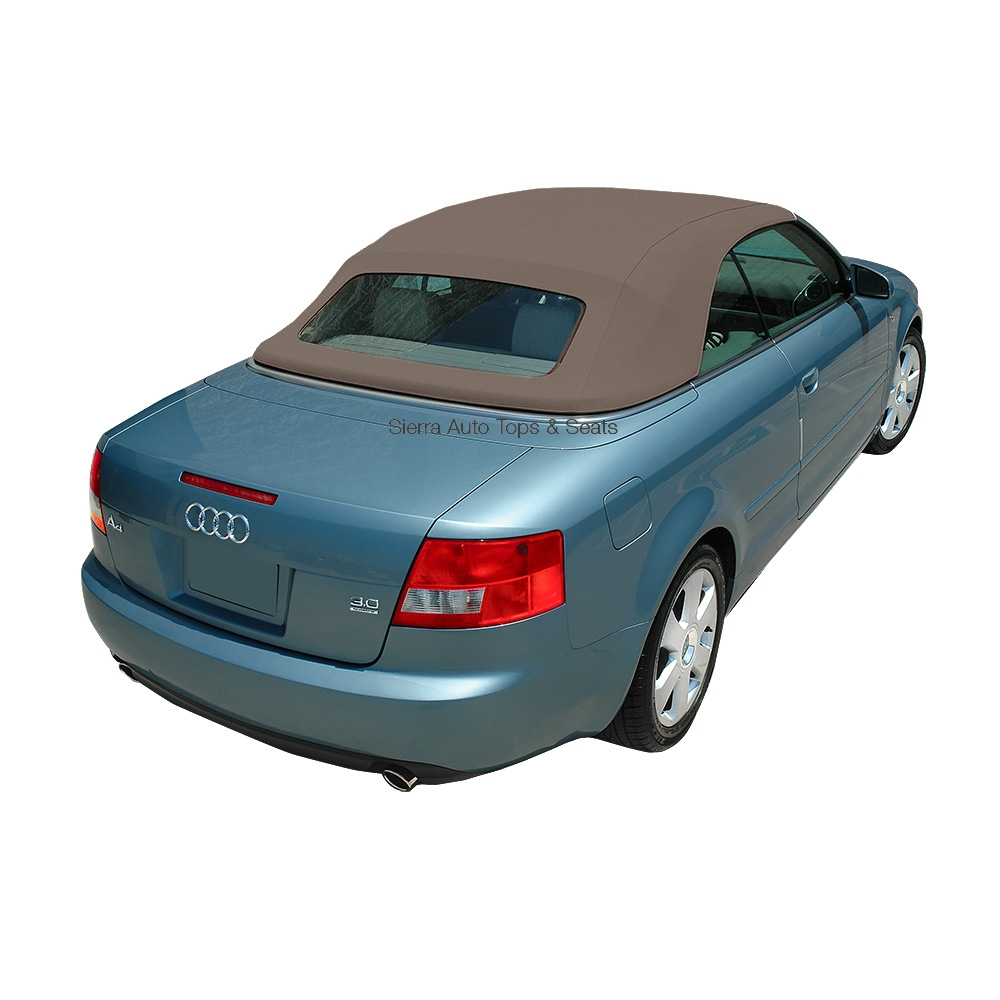 Audi A4 2003-2009 Convertible Top With Glass Window