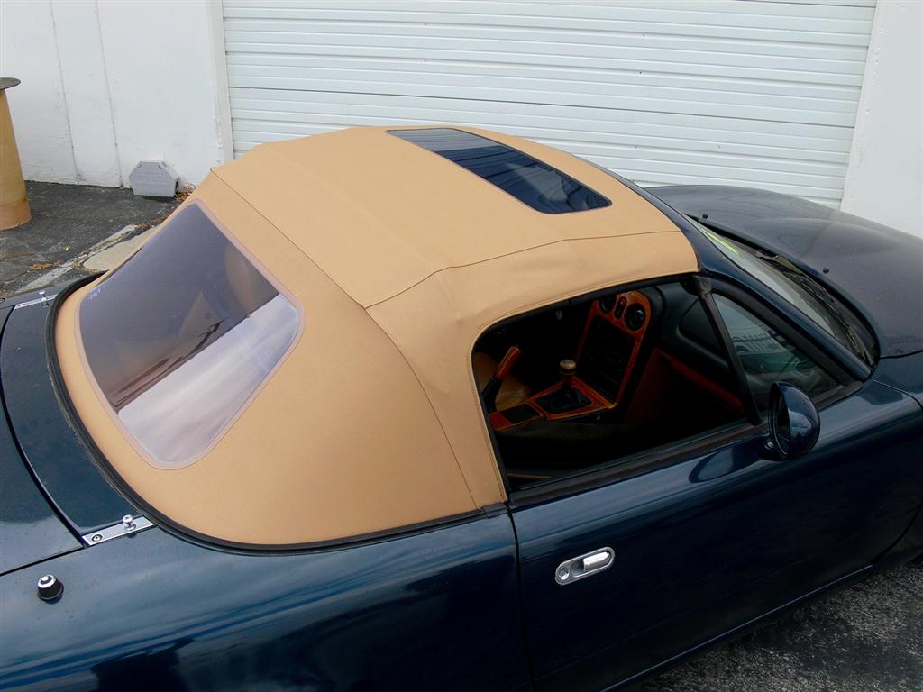 miata convertible top mazda miata vinyl tops miata tops budget miata convertible top. Black Bedroom Furniture Sets. Home Design Ideas