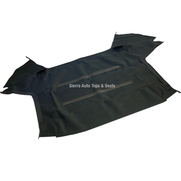 SAAB 900 Convertible Top 86-94 in Blue Stayfast Cloth (Front Section Only)