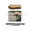 RaggTopp Natural Horse Hair Brush