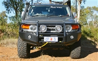 TJM T13 Bull Bar Front Winch Mount Bumper for 2007+ Toyota FJ Cruisers
