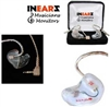 InEarz Triple Driver Professional Monitoring Earset