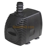 Jebao SP-2000 Fountain & Pond Pump 528GPH 8.2 Lift