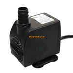 Jebao WP-1200 317gph Submersible Fountain Pump