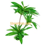 Aquarium Ornament Plastic Plants  4332