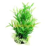 Aquarium Ornament Plastic Plants  2918
