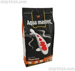 Aqua Master Wheat Germ Koi Food Large Pellet 11 lbs