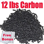 12 LBS Premier Activated Carbon