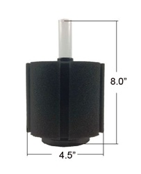 Aquarium Sponge Filter - Up to 20 gallons