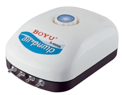 BOYU S4000B Aquarium Air Pump