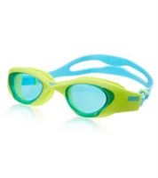 Rapid Swimshop Arena The One Junior Goggle- Light Blue-Lime-Blue