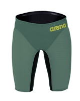 Rapid Swimshop Arena Powerskin Carbon Air Jammer Green/Fluo Red