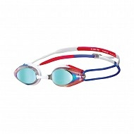 Rapid Swimshop Arena Tracks Junior Goggle Gold-Blue-Red
