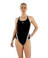 Rapid Swimshop Speedo Endurance+ Monogram Muscleback Swimsuit - Ladies