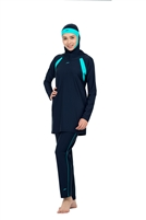 Rapid Swimshop Speedo Essential Female Splice 3 Piece Body Suit