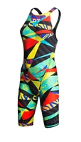 Rapid Swimshop TYR Avictor Prelude Female Openback Multi/Black