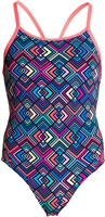Funkita Diamond Back Square Up Rapid Swimshop