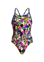 Funkita Diamond Back Princess Cut Rapid Swimshop