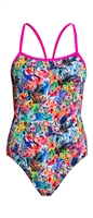Funkita Single Strap Blossom Ladies Rapid Swimshop