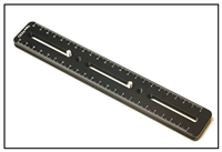 9.50 Inch Long 3/8 Thick Rail