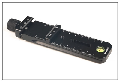 5 Inch Nodal Rail with Integrated Clamp