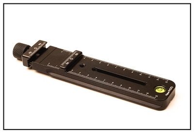 6 Inch Nodal Rail with Integrated Clamp