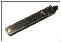 8 Inch Nodal Rail with Integrated Clamp