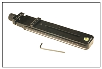 7 Inch Nodal Rail with Integrated Clamp