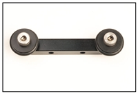 "Extended Bar With 0.750"" Wheels"