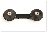 "Extended Bar With 1.150"" Wheels"